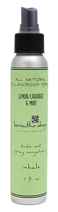 Lemon/Lavender & Mint Pillow/Room Spray