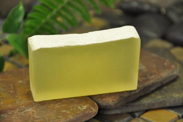 Bergamot and Ylang Ylang Glycerin Soap