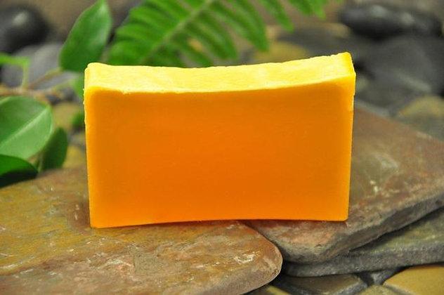 Orange Spice Glycerin Soap