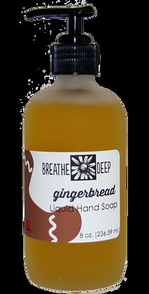 Gingerbread Liquid Hand Soap