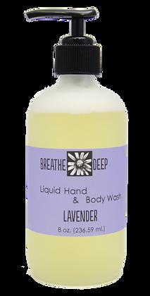Lavender Liquid Hand/Body Wash