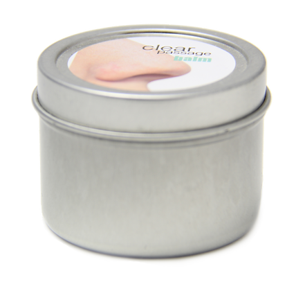 Clear Passage Essential Oil Balm
