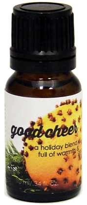 Good Cheer Essential Oil Blend