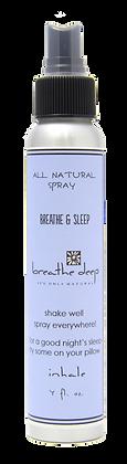 Breathe & Sleep Pillow/Room Spray