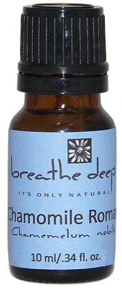 breathe deep roman chamomile essential oil