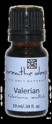 breathe deep valerian essential oil