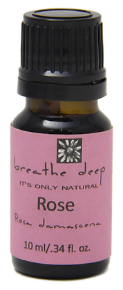 breathe deep rose essential oil