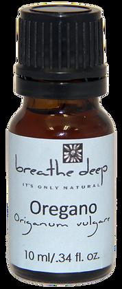 breathe deep oregano essential oil