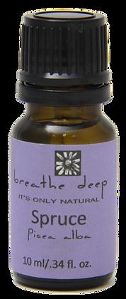 breathe deep spruce essential oil