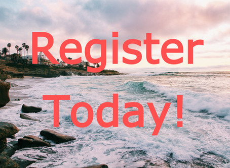 UPDATED: Register for 2019 CAPHLD Annual Institute in San Diego TODAY!