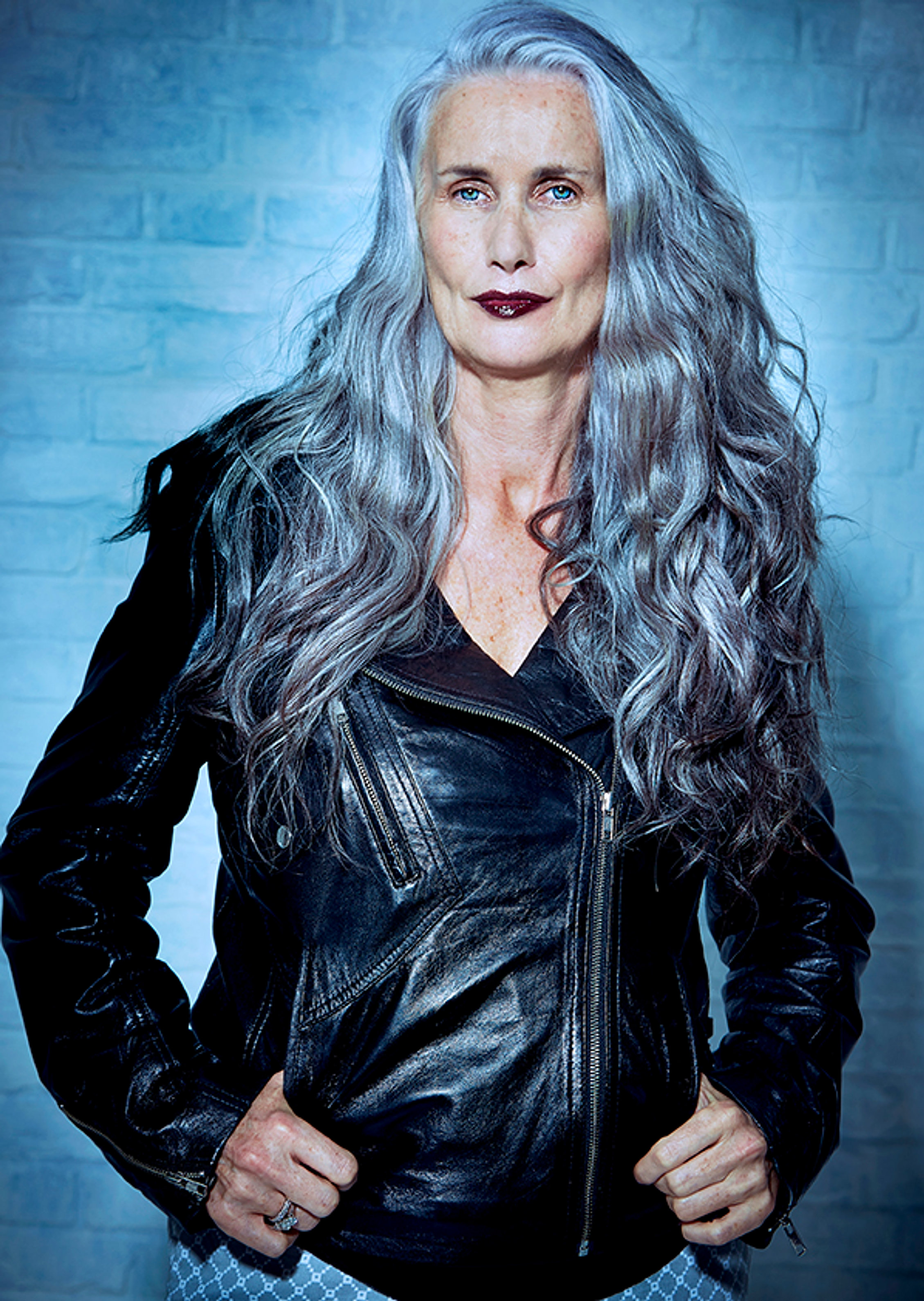 Older Models In Fashion Campaigns