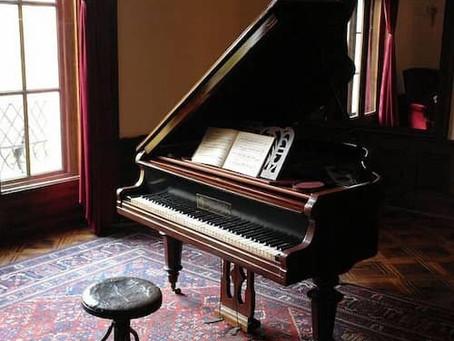ピアノが好きな人