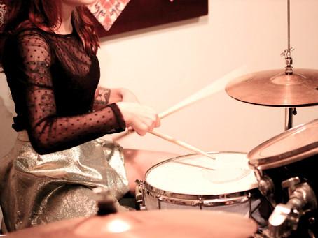Vox-yで人気のドラムレッスンで楽器はじめてみませんか?高津区溝の口のドラム教室