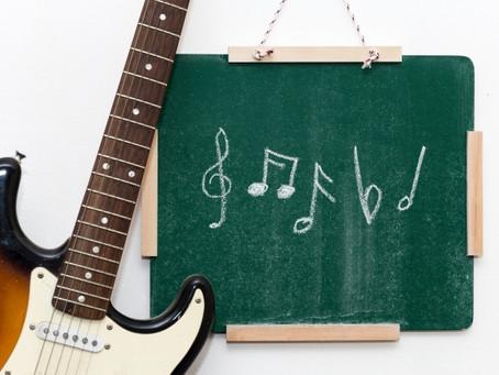 ギターコード初心者は先ずここから!巷で噂のCAGEDシステムを解説♪Vox-yオンライン音楽教室