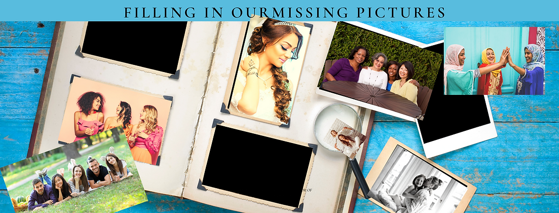 Filling in Our Missing Pictures Web Bann