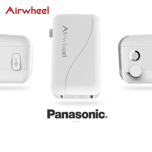 緊急時にスマホ充電可能 パナソニック製バッテリー搭載 Airwheel 電動自転車用 純正バッテリー