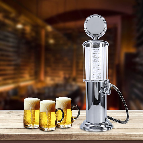 ガソリンスタンド風 ドリンクステーション ビールサーバー ビールディスペンサー エナジードリンク ジュース パーティー