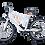 Thumbnail: 坂道も楽々 フル電動自転車 Airwheeel R8P smart E-bike スマートイーバイク 電動アシスト自転車