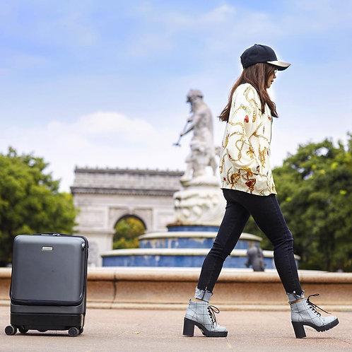 AirWheel SR5 最先端 手ぶら 自走スーツケース 旅行 自動認識追跡 機内持ち込みサイズ スーツケース