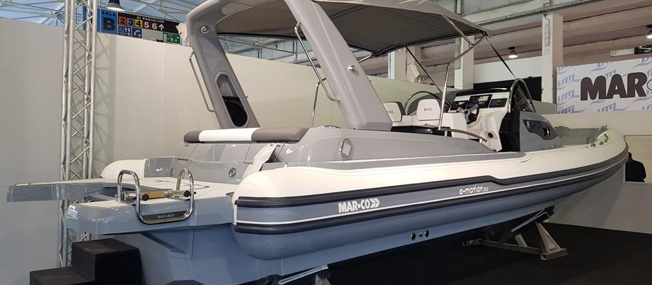 Nauticsud 2019: e-motion 32 (Italiano)