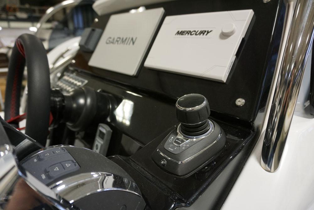 gommone joystick mercury