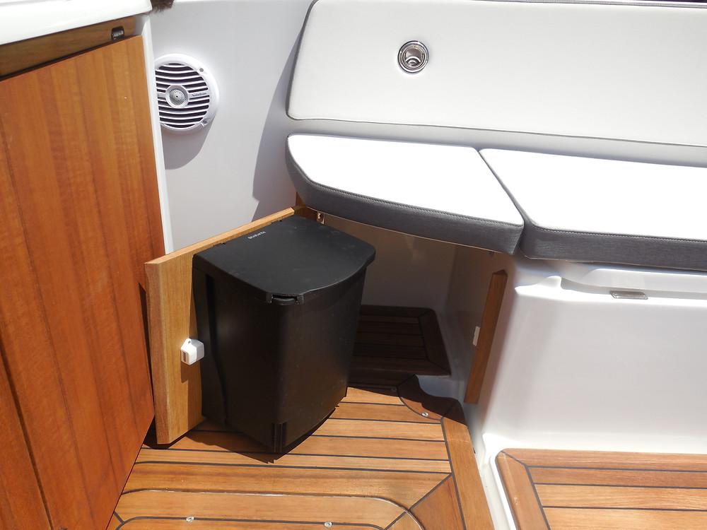 MAR.CO e-motion 32 gommone cabinato 9,98 metri