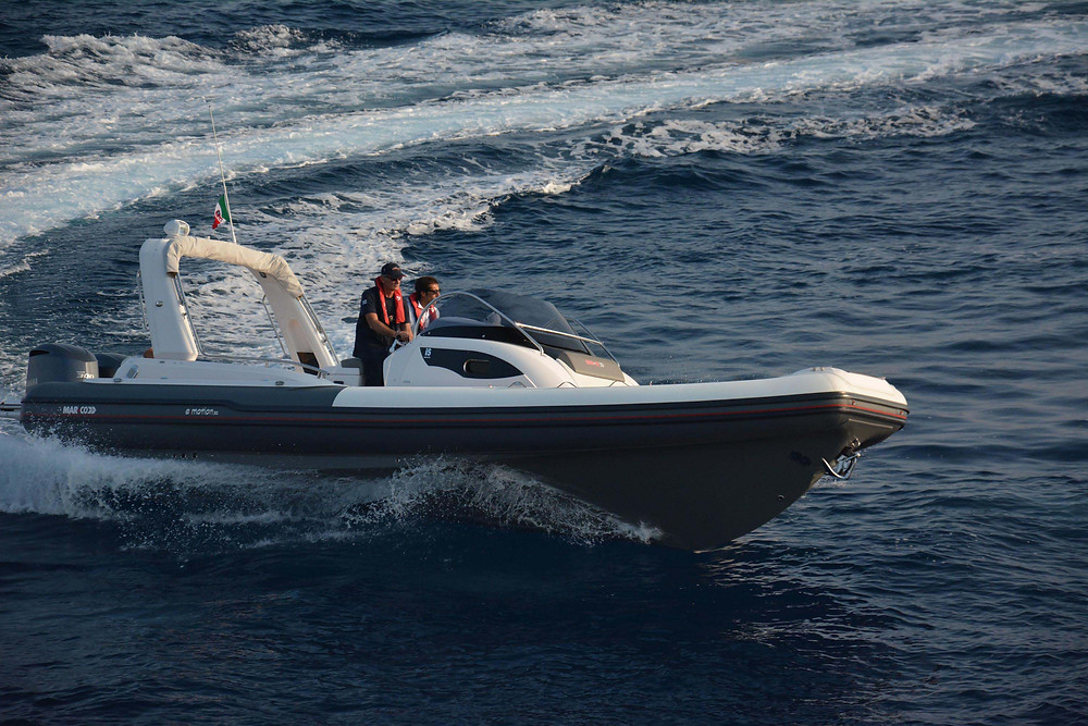 marco gommone emotion 32