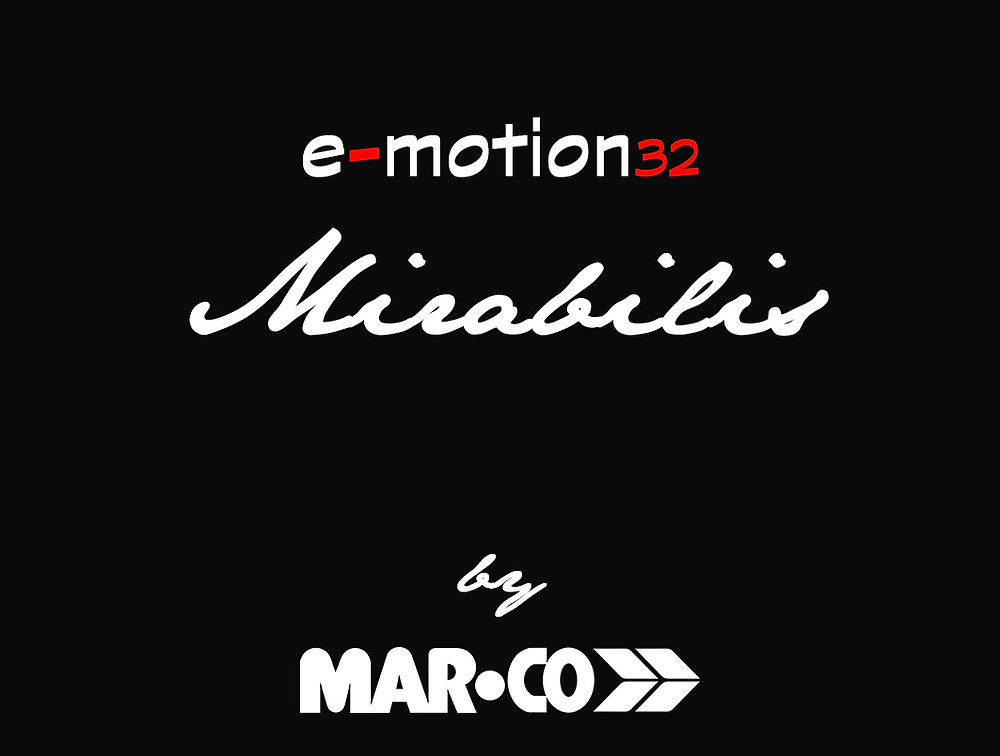 mar.co e-motion 32 mirabilis