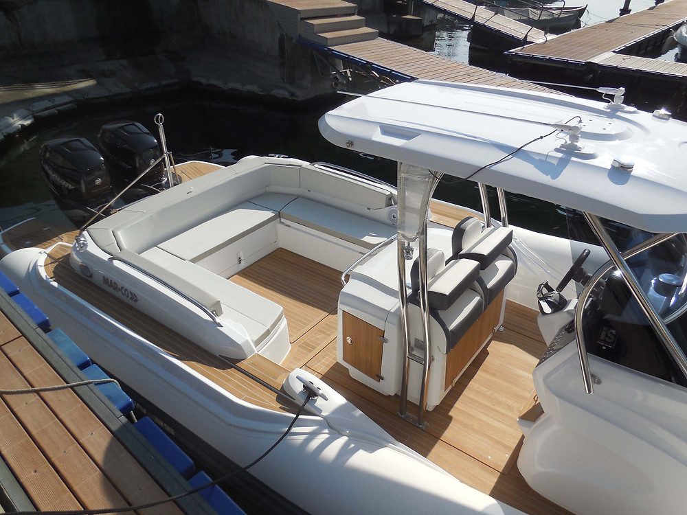 boat teak decking