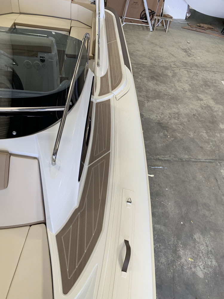 mar.co e-motion 29 gommone cabinato