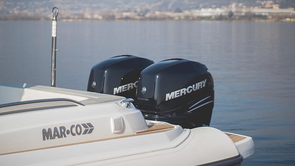coppia mercury verado 350hp