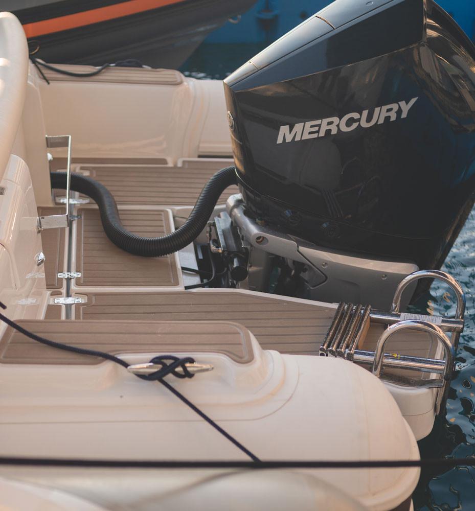seadek rigid inflatable boat
