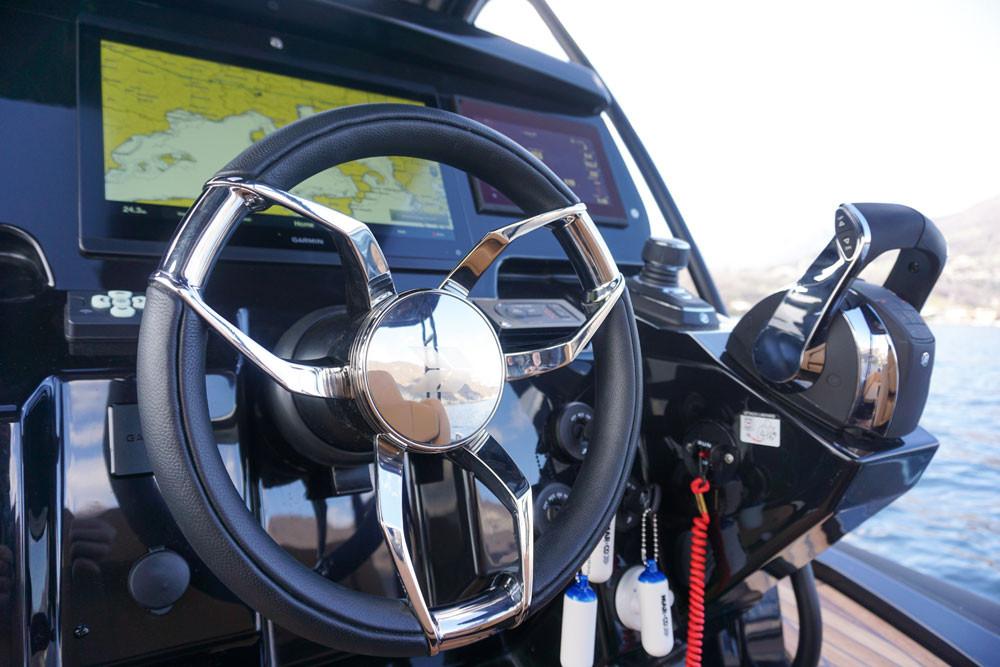 gussi ettore volante steering wheel