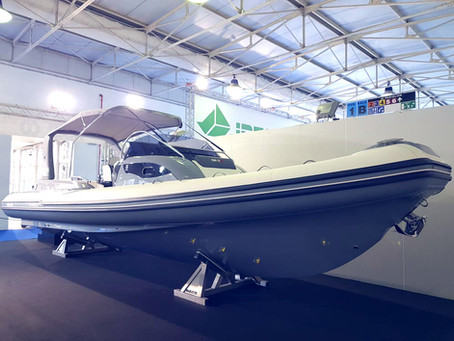Naples Boat Show 2019: e-motion 32 (English)