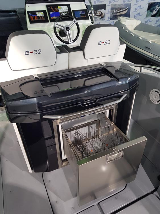 gommone frigorifero