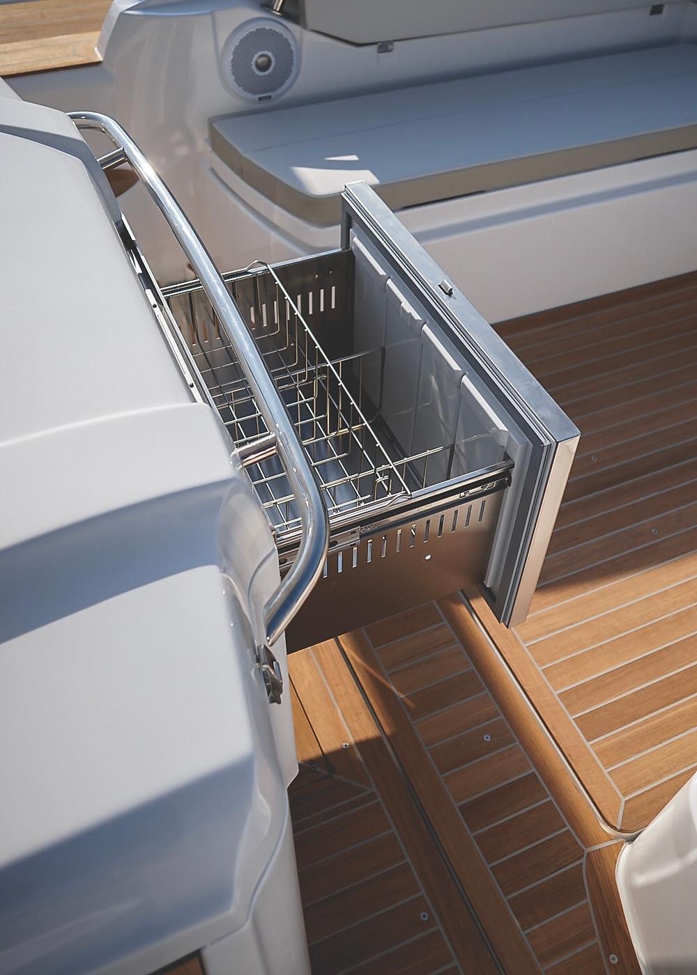 rhib drawer fridge