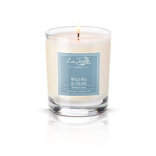 Eve Taylor Wild Fig & Grape tumbler candle