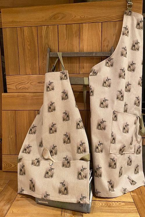 Bunny Childs Oven Gloves V007