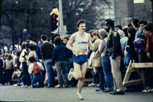Mike Dunlap's 20-week 2:18 Boston Marathon Training Plan