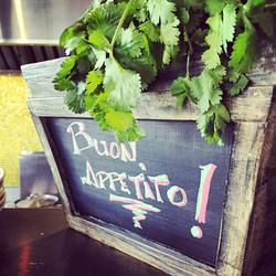 Buon Appetito !