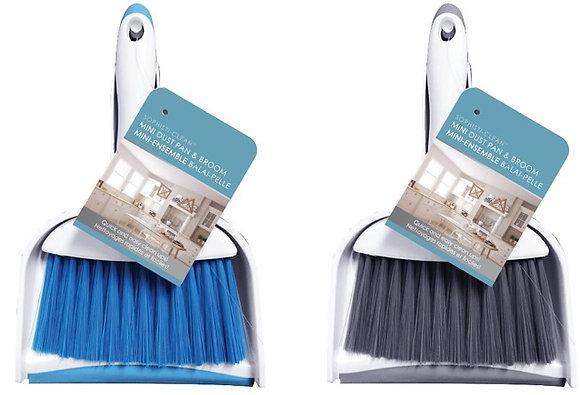 Sophisti-Clean Mini Dust Pan & Broom