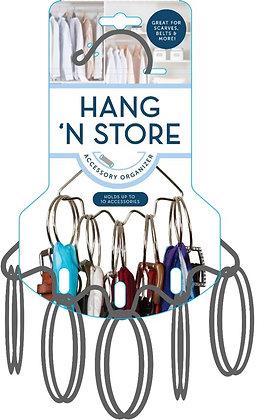 Hang 'N Store 10 rings