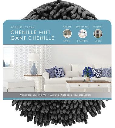 Sophisti-Clean Chenille Mitt