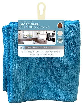 Sophisti-Clean Microfiber Towels 5pk