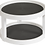 Thumbnail: Kitchen Spaces Two-Tiered Turntable Pantry Organizer