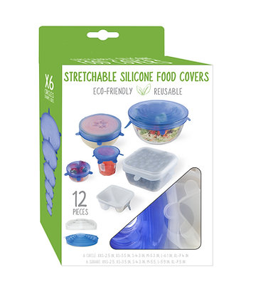 Silicone Stretch Food Covers