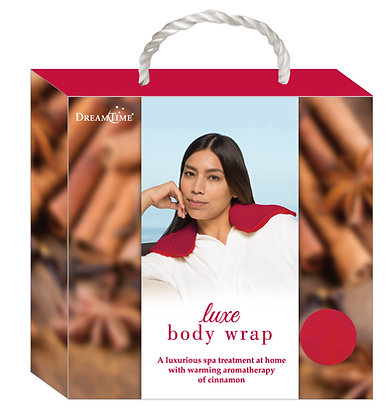 Cinnamon Luxe Body Wrap