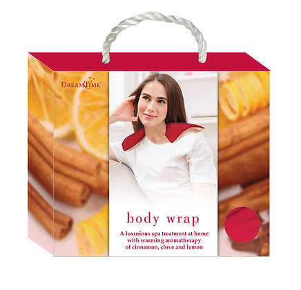 Cinnamon & Lemon     Body Wrap