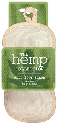 The Hemp Collection Full Body Scrub