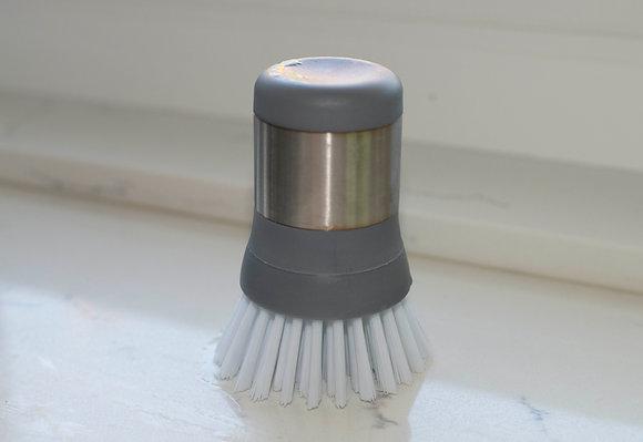 Sophisti-Clean Stainless Steel® Mini Dish Brush